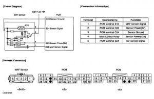 2005 Kia Amanti Iat Sensor: Electrical Problem 2005 Kia Amanti 6