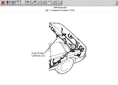 88091_fuel_pump_control_unit_1?resize\=413%2C300 wiring diagram for 2001 mazda 626 horn gandul 45 77 79 119 Kohler Engine Wiring Diagrams at gsmx.co
