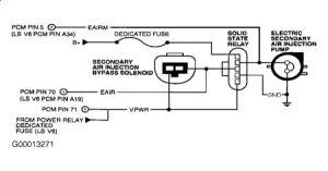 2000 Ford Taurus Air Pump: Engine Mechanical Problem 2000 Ford