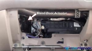 How to Replace a Blend Door Actuator in Under 15 Minutes