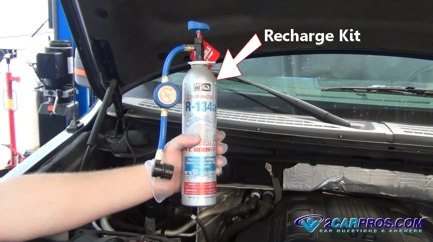 Image Result For Car Air Conditioner Charging Kit