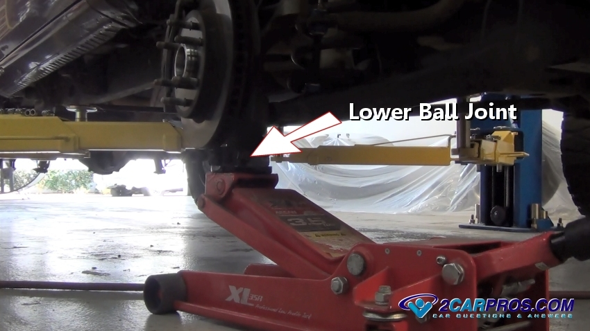 Car Repair World How To Replace Upper Control Arm