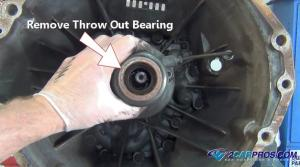 How to Replace a Throw Out Bearing Slave Cylinder in 3 Hours