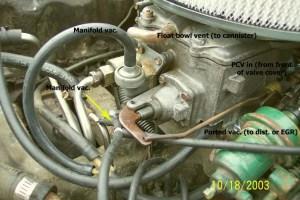 79 Cj7 304 Will Not Start Motorcraft 2100 Was Rebuilt and Had It