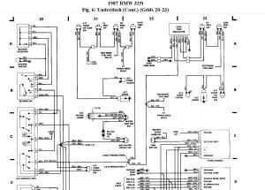 Wiring Diagrams 1986 Bmw 325es | Wiring Library