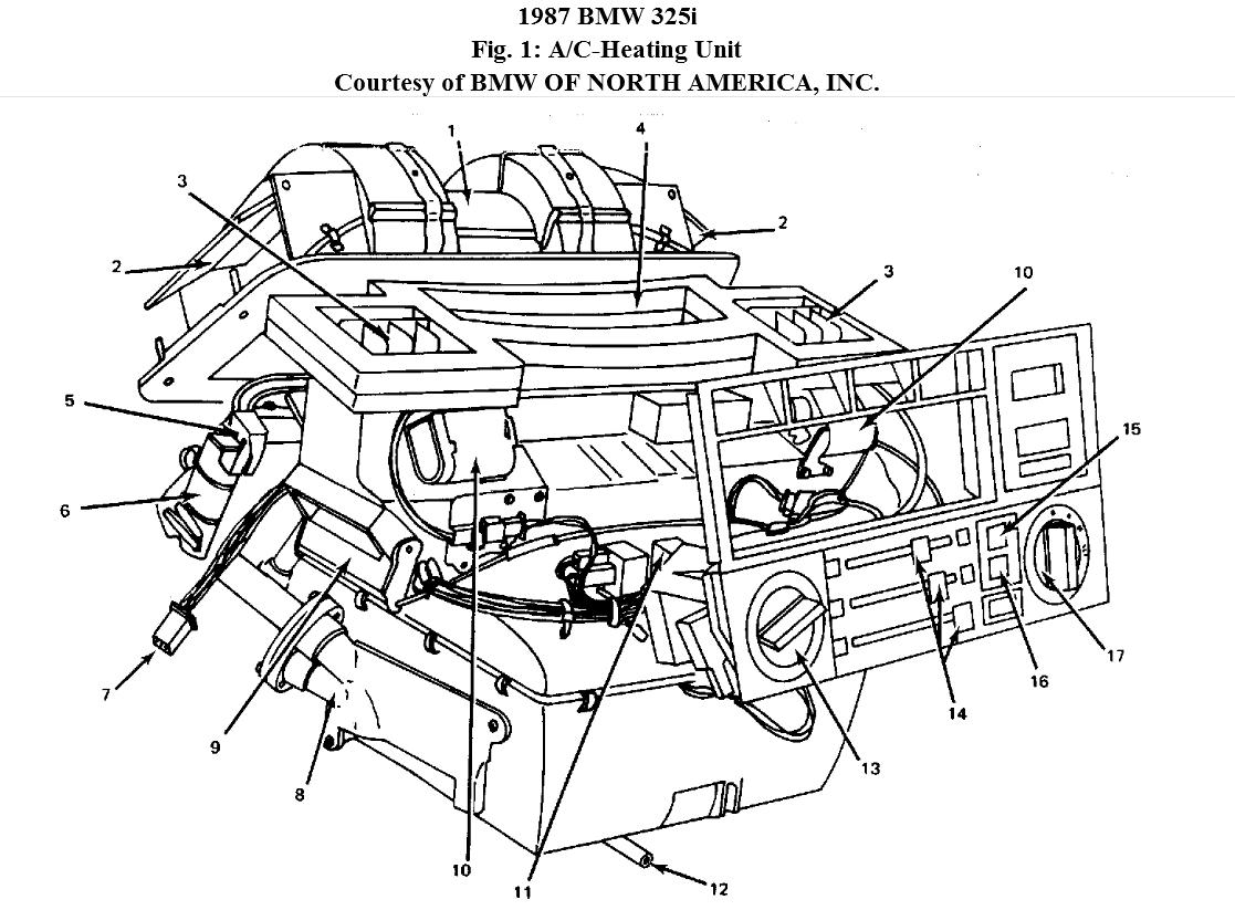A Diagram Of Fus For Bmw 325i