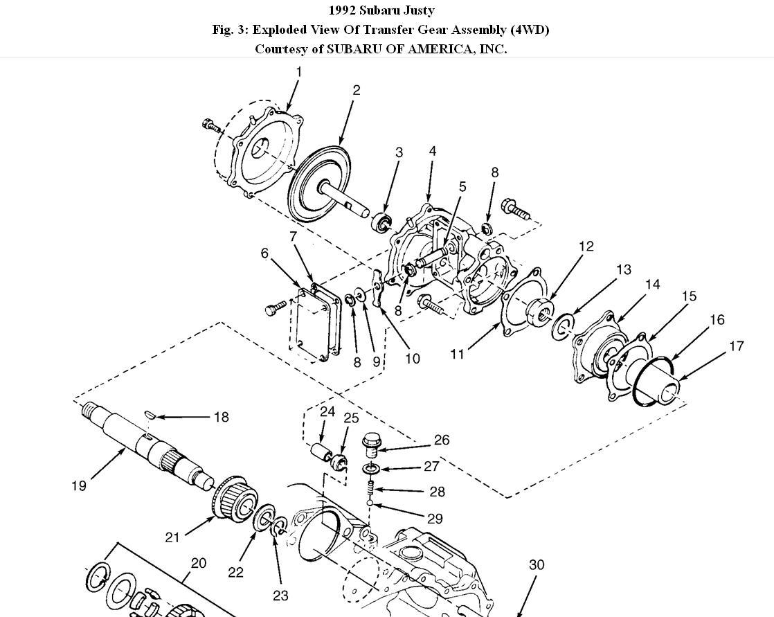 Wrx Engine Diagram