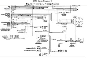 Can You Email Me a Diagram for the Entire Injector Harness?