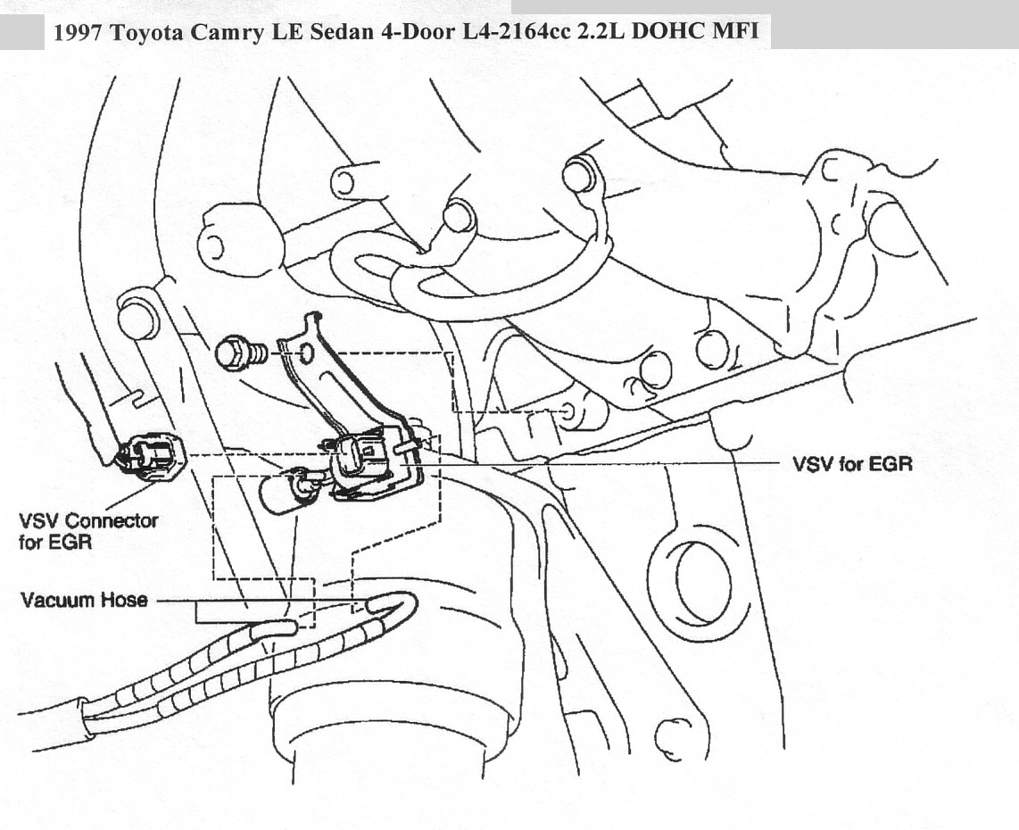 97 Lexus Es300 Engine Diagram