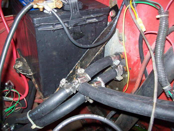 85 Bronco 2 Heater Hastle I Ve Changed My Heater Core And