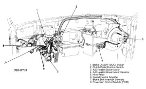 1992 Ford Tempo Wiring Harness | Wiring Library