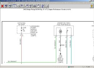 Fuel Pump Wiring Diagram: Im Trying to Replace the Fuel