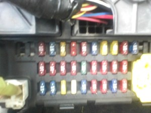 2002 Jeep Grand Cherokee Wiring Problem: Lost Power to the C4
