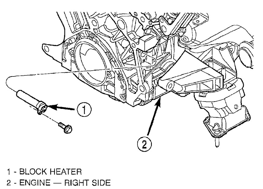 1996 Saturn Sl2 Crank Sensor Location