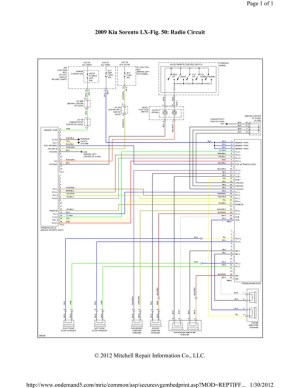 Stereo Wiring Diagram for a Kia Optima?