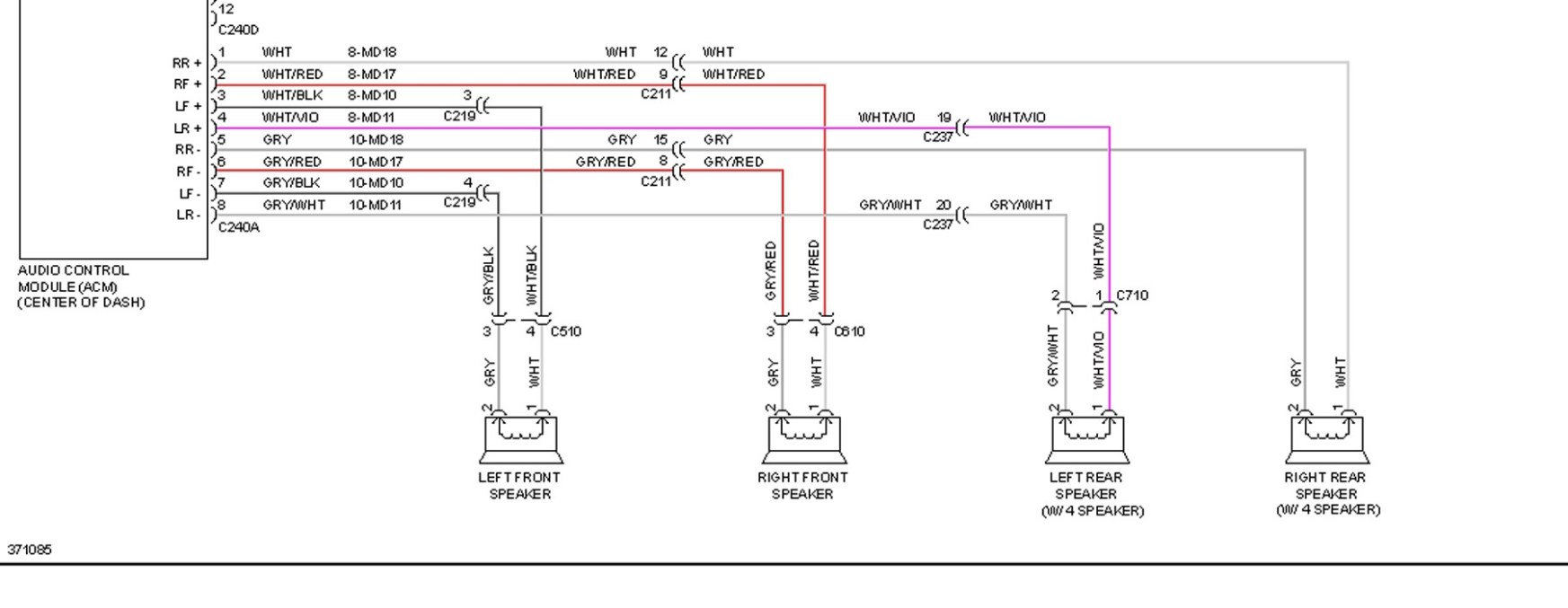 ford focus stereo wiring diagram wiring diagram 1999 ford explorer stereo wire colors diagram