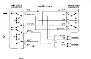 1997 Plymouth Voyager Fuse Box Diagram • Wiring Diagram