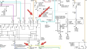 Tail Light Wiring Diagram 1999 Chevy Truck  Best Wiring Diagram and Letter
