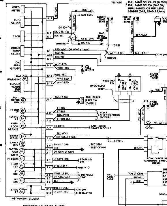 Ford Bronco Wire Diagrams Im Looking For A Wiring