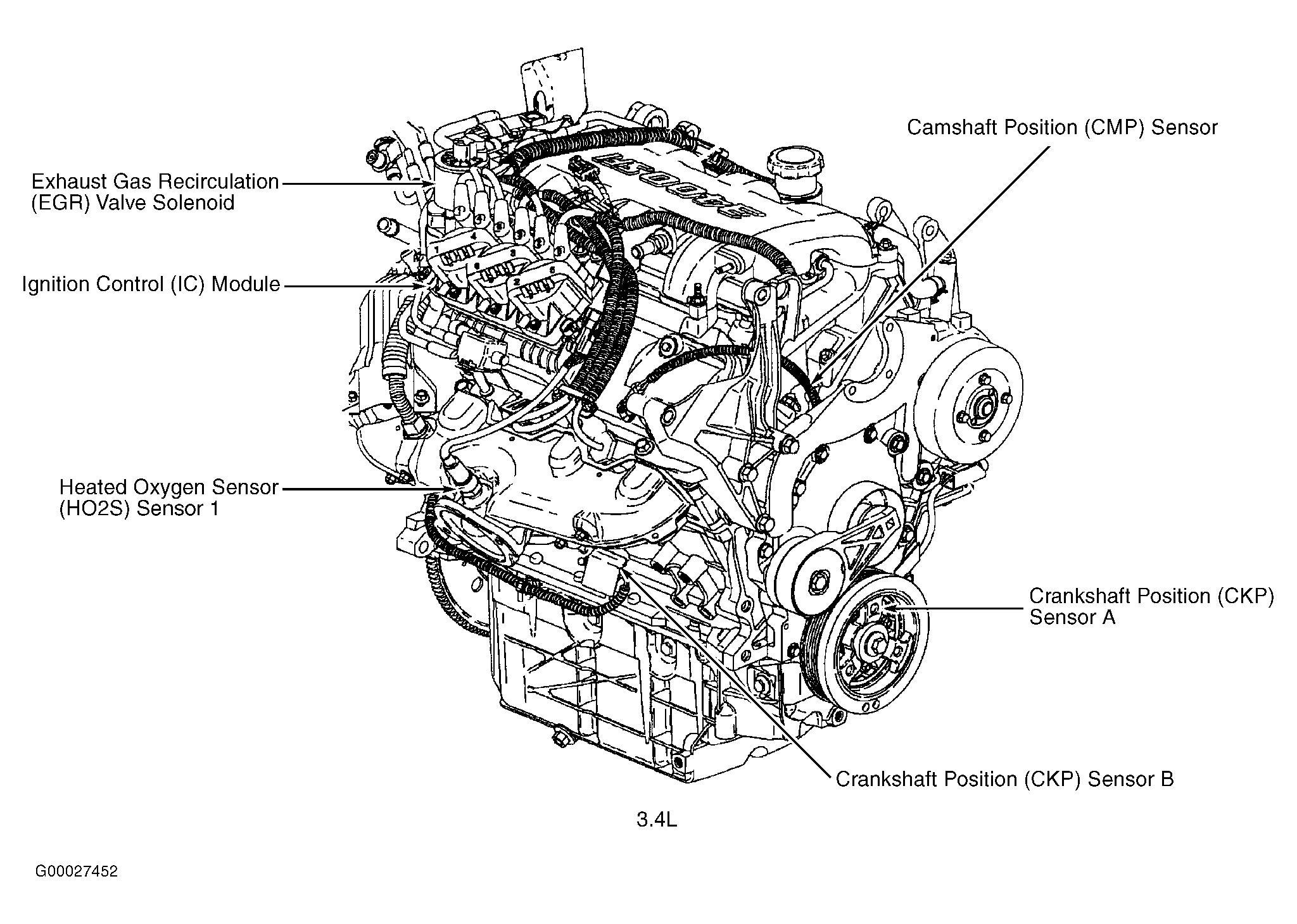 Pontiac 403 Engine Diagram
