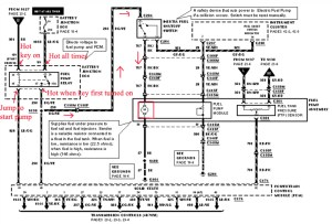 1999 Ford Expedition Fuel Pump Wiring Diagram  Somurich