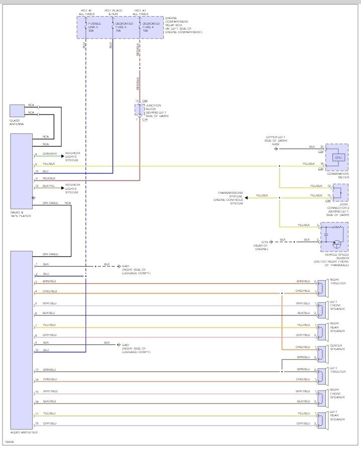 2003 Mitsubishi Eclipse Radio Wiring Diagram Nilzanet – 2003 Mitsubishi Eclipse Radio Wiring Diagram