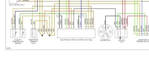 Need Wiring Diagram for Ignition Module to Match Colored