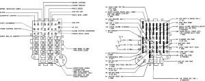 89 G20 Fuse Box  wiring diagram manual