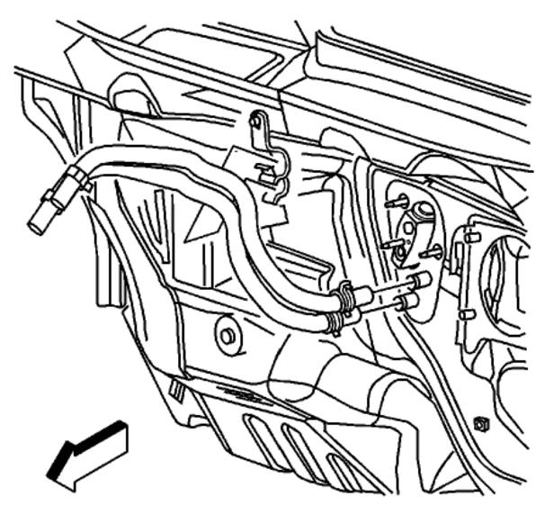 2007 Chevrolet Silverado Dash Cover