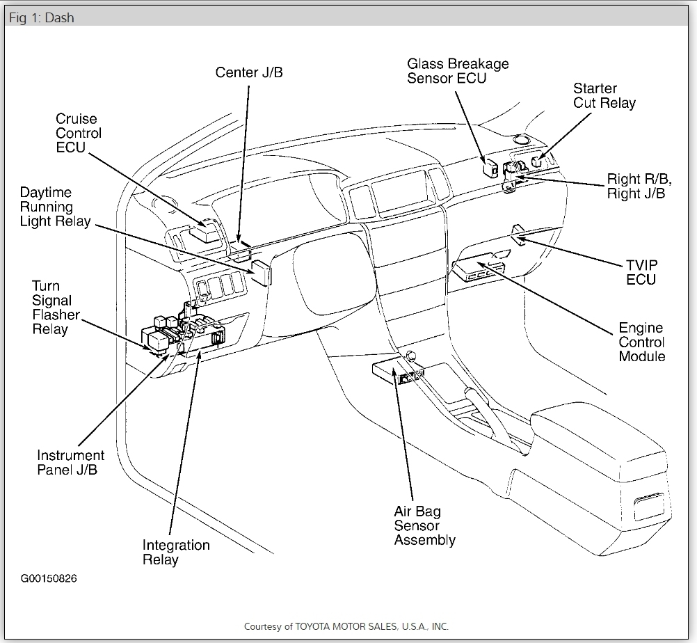 1998 Toyota Camry Water Pump Diagram Engine