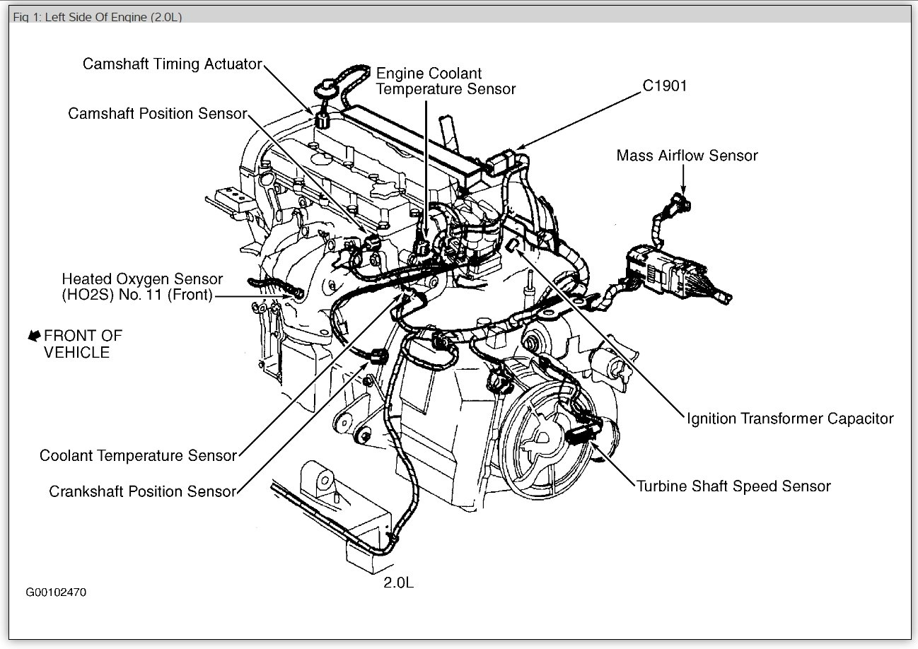 Service Manual Ford Contour Questions Need Help