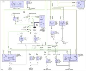 99 Mitsubishi Wiring Diagram Lights  manual of wiring diagram