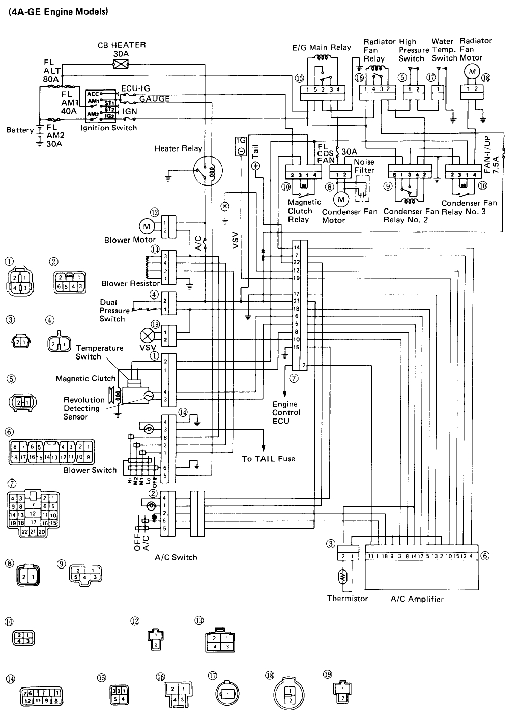 Pt Cruiser Air Conditioning Diagram