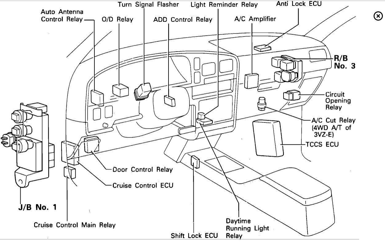 04 4runner Wiring Diagram