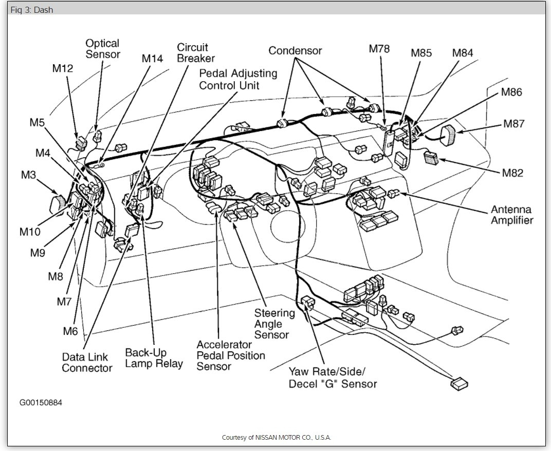 Service Manual Nissan Murano Remove Hvac Controls