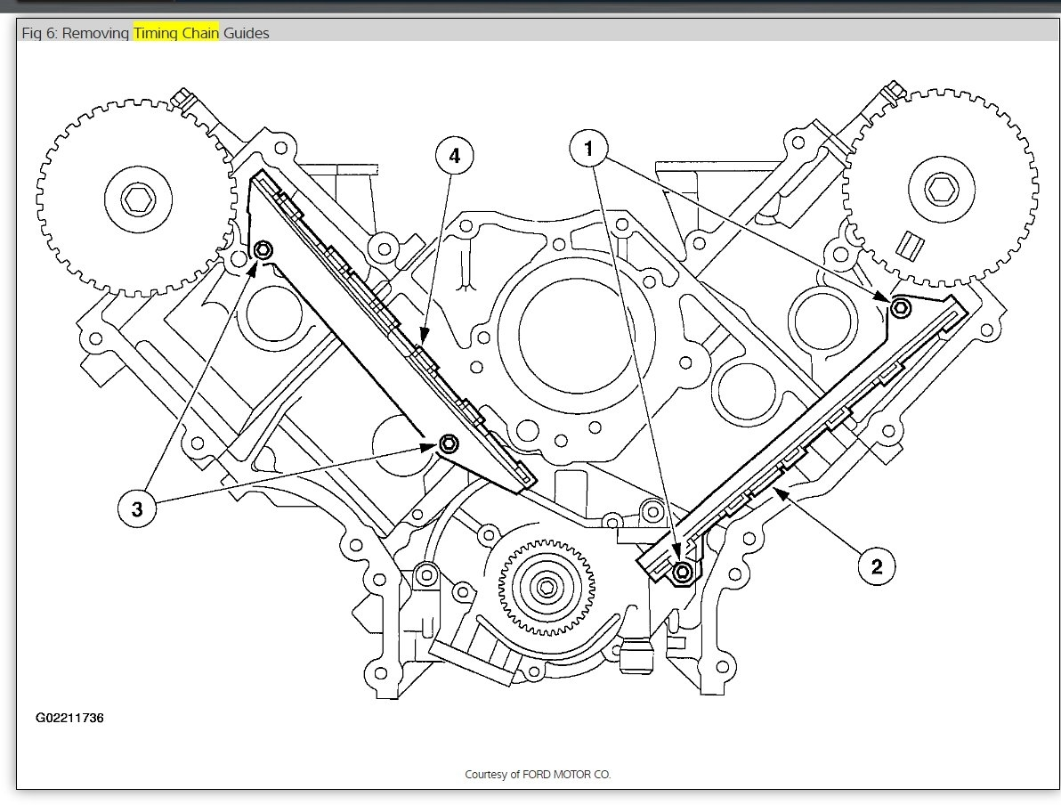 Timing Chain Marks I Need To Know Correct Timing Chain