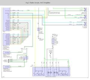 Stereo Wiring Diagram Colors for Wires: Electrical Problem Hi I