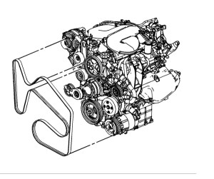 Serpentine Belt Diagram Please: I Have the SS Model with a 53