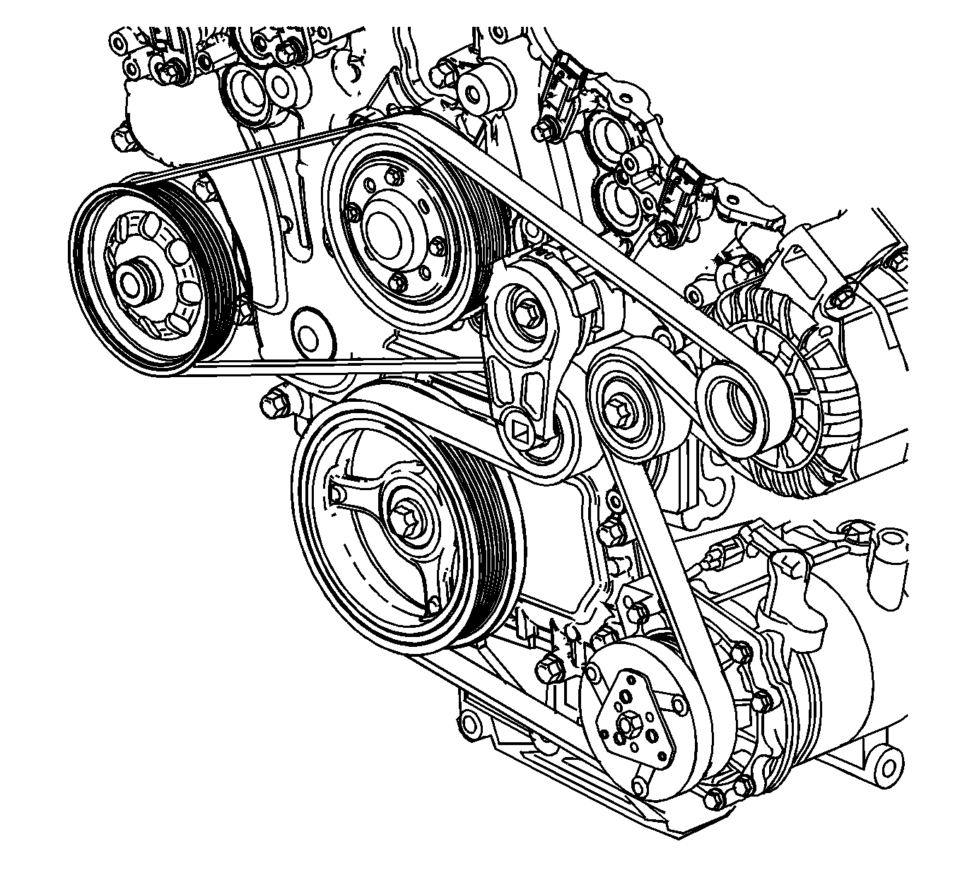 Serpentine Belt To Bypass A C I Would Like To Know If There Is A
