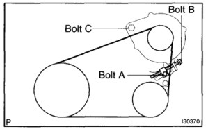 Toyota Camry Belt Diagram: How to Replace Belt on 2002 Toyota