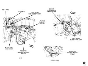 2009 Dodge Journey Engine Diagram Actuator | Wiring Library