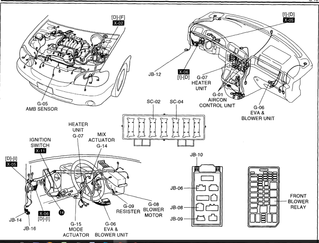 Kia Amanti Engine Diagram
