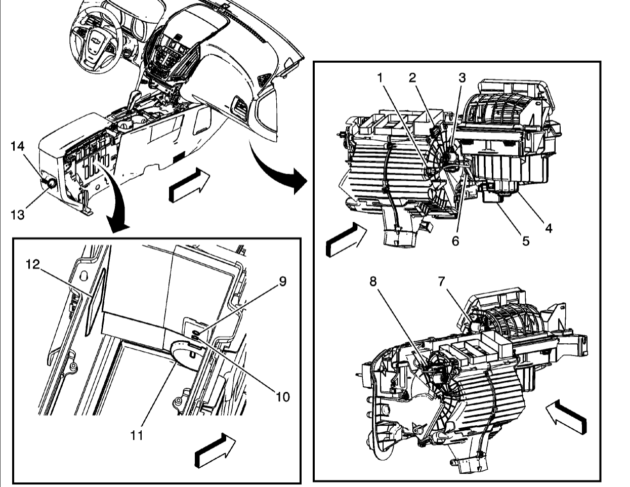 32 Chevy Equinox Cooling System Diagram