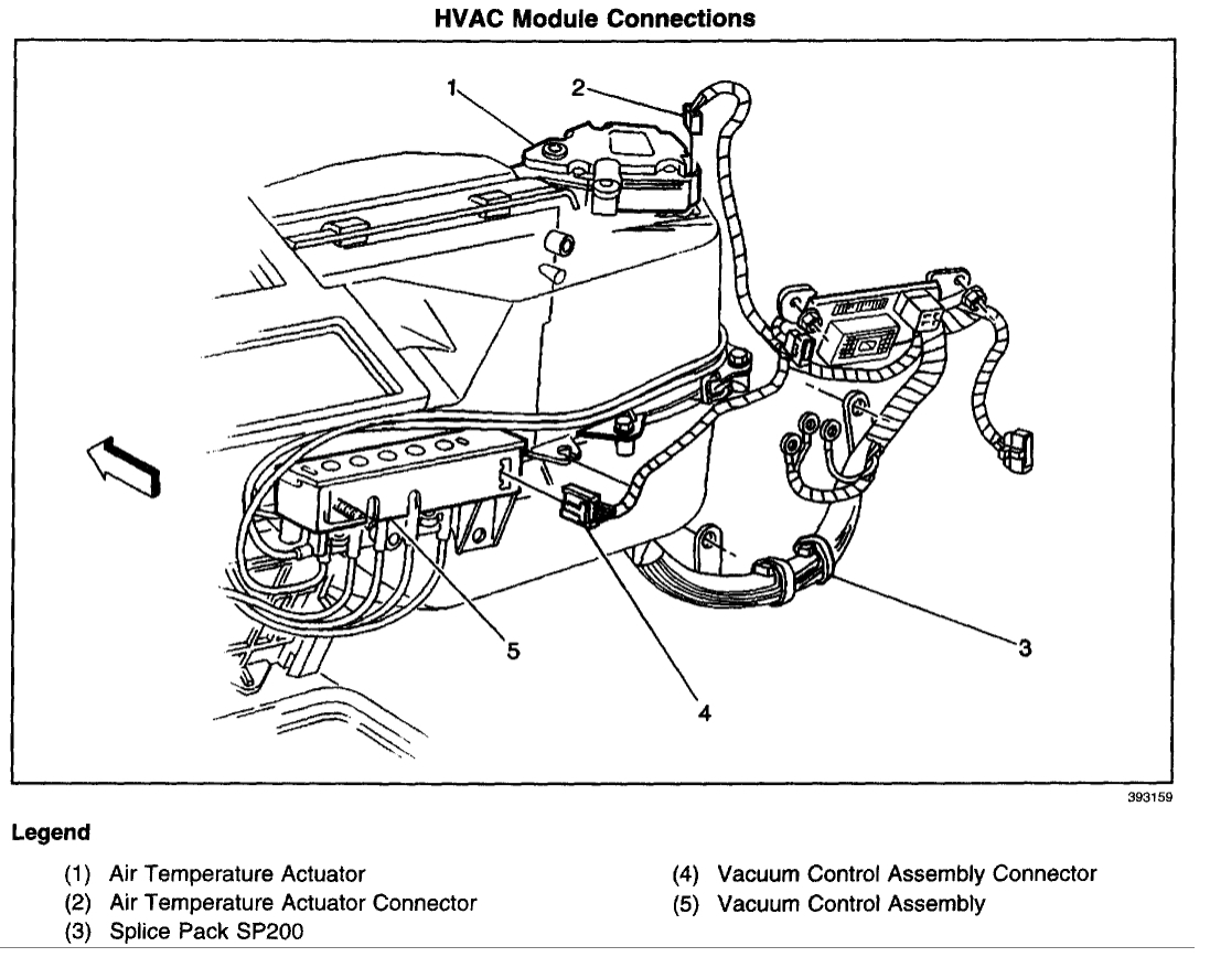 S10 Heater Diagram