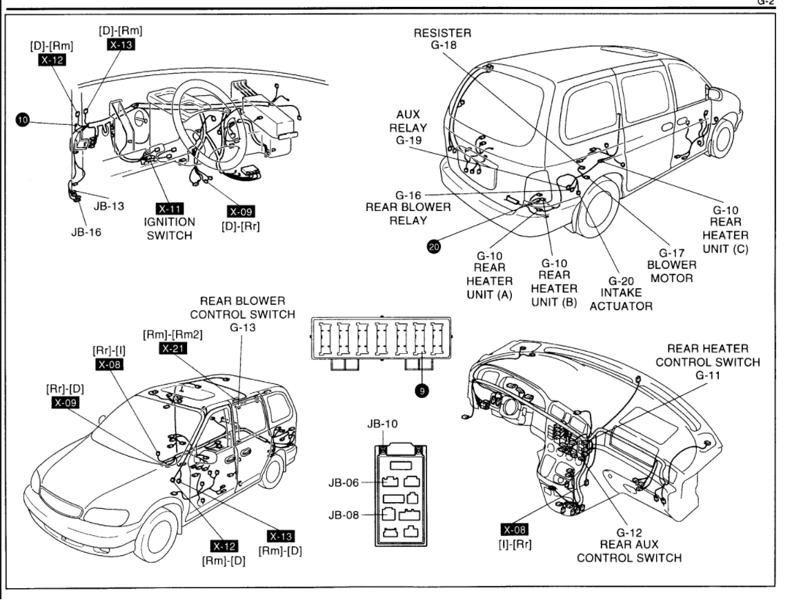 Kia Optima Antenna Diagram
