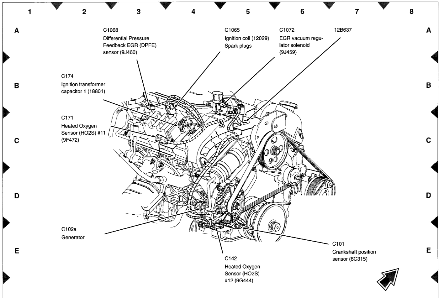 Honda Accord Alternator Wiring