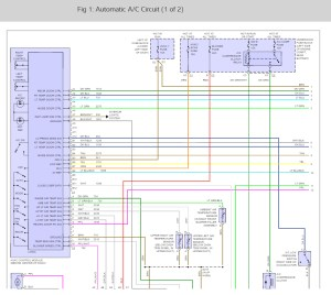 Air Conditioner Wiring Diagrams: Need AC Wiring Diagram for 2003