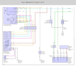 Air Conditioner Wiring Diagrams: Need AC Wiring Diagram for 2003