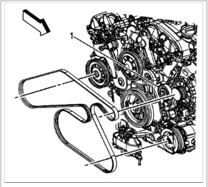 Serpentine Belt: Is There a Routing Diagram for the