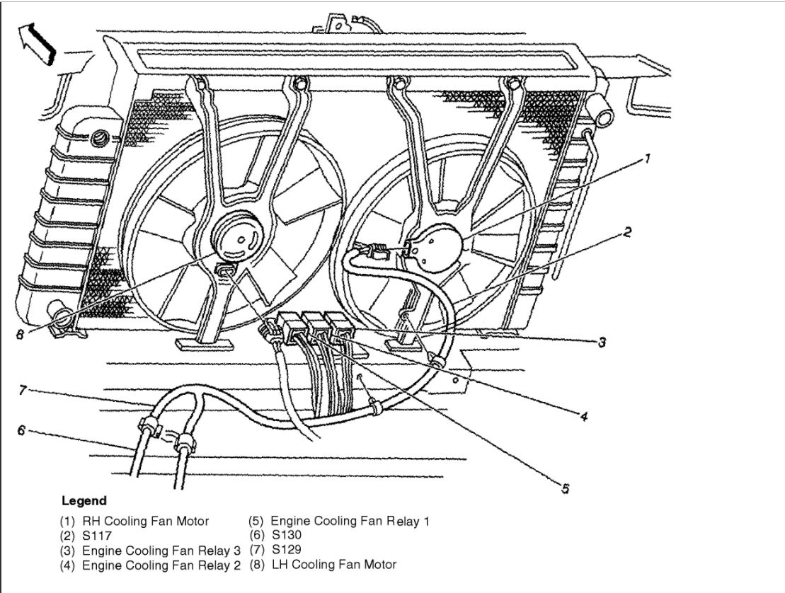 Diagram Of Jeep Wrangler 6 Cylinder Fuse Panel